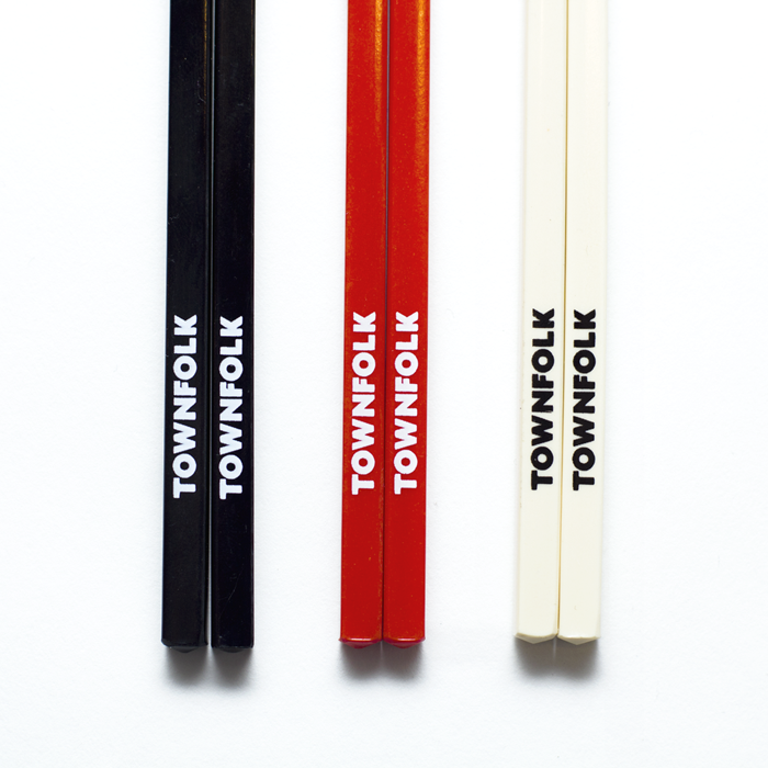 TOWNFOLK Branded Chopsticks