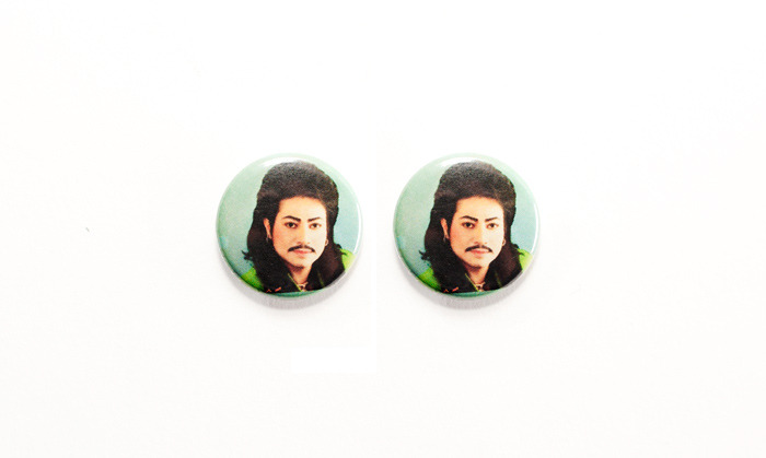 Pair of Tuấn Anh Buttons