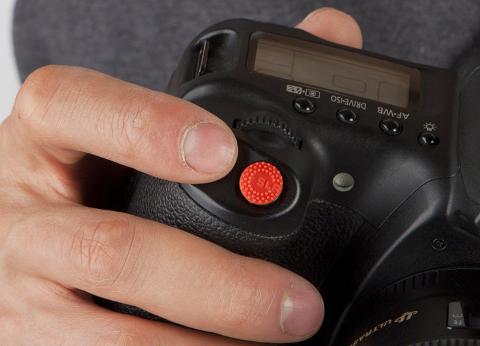 Announcing the Custom SLR ProDot – a Tactile Shutter Release Button to Quicken Your Shooting Time for Street Photography