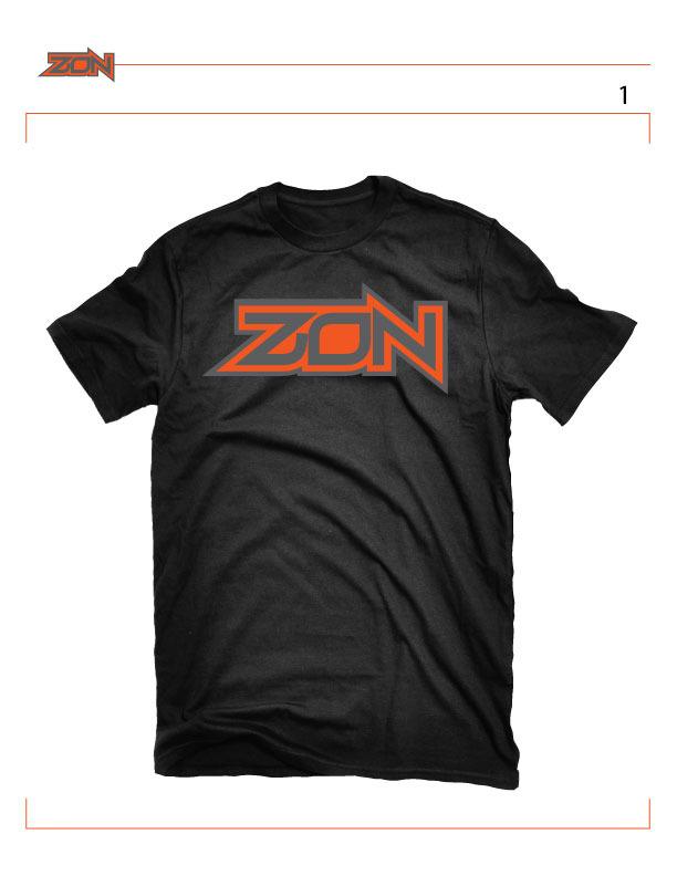 ZON logo shirt