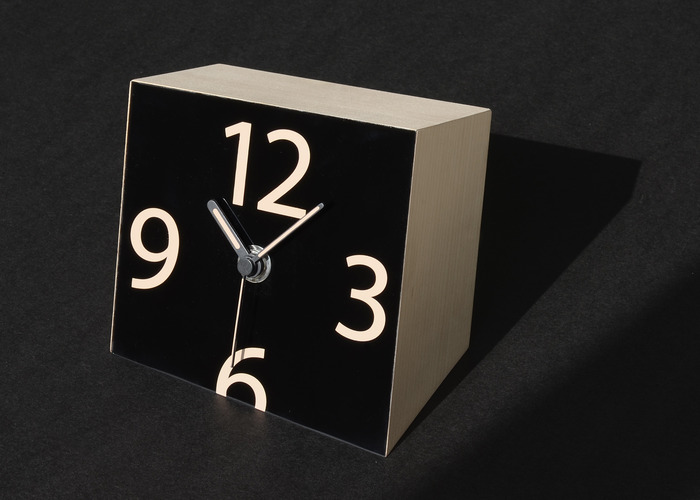 Actual photo of Gravity Clock