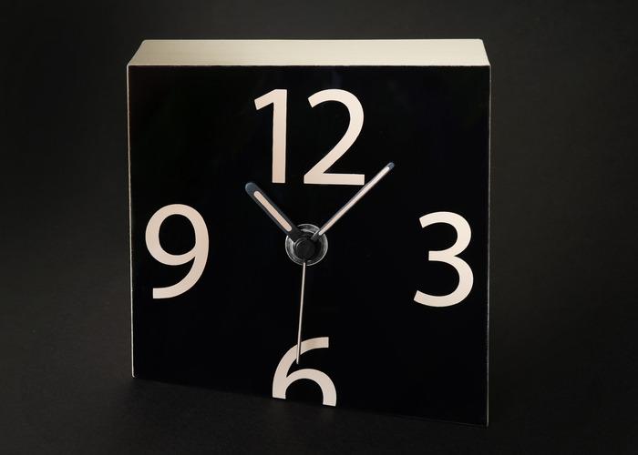 Actual photo of Gravity Clock