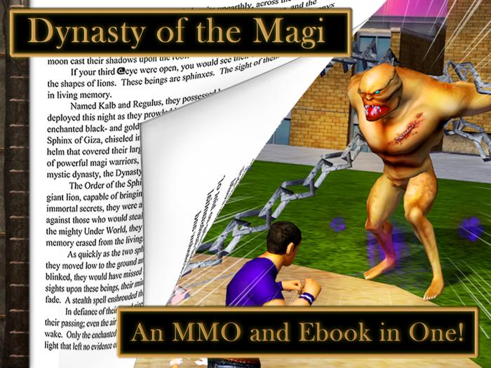 Dynasty of the Magi = ebook^ᴹᴬˢˢᴵⱽᴱ ᴹᵁᴸᵀᴵᴾᴸᴬʸᴱᴿ ᴼᴺᴸᴵᴺᴱ ᴳᴬᴹᴱ ⁽ᴹᴹᴼ⁾