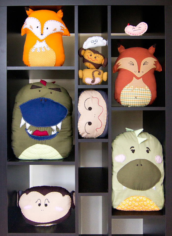 Our toys are huggable and squishable, perfect for hugging and napping!