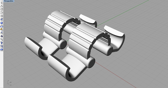 3D Modeling (Rhino)