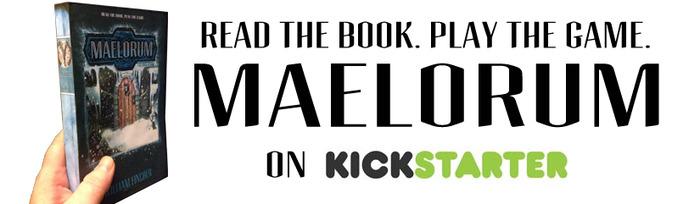 Maelorum: An original fantasy gamebook project