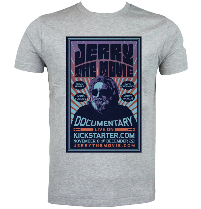 Jerry: The Movie - Kickstarter T-Shirt
