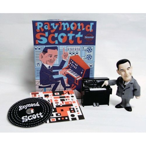 100th Anniversary Raymond Scott Doll + CD Set