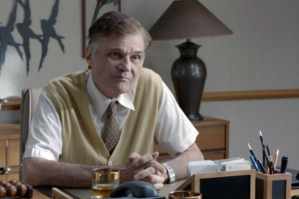 Fred Willard as The Park President