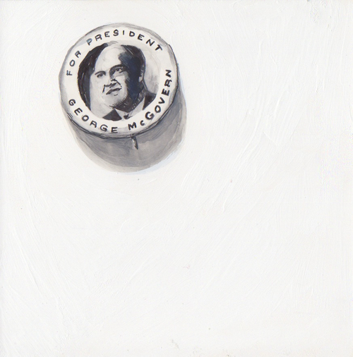 George McGovern (1972) by Andy Sturdevant