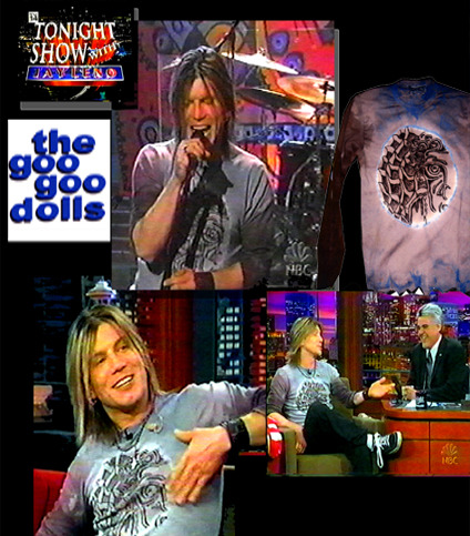 When the Goo-Goo dolls do the Tonight Show, they wear York.  And so can you !