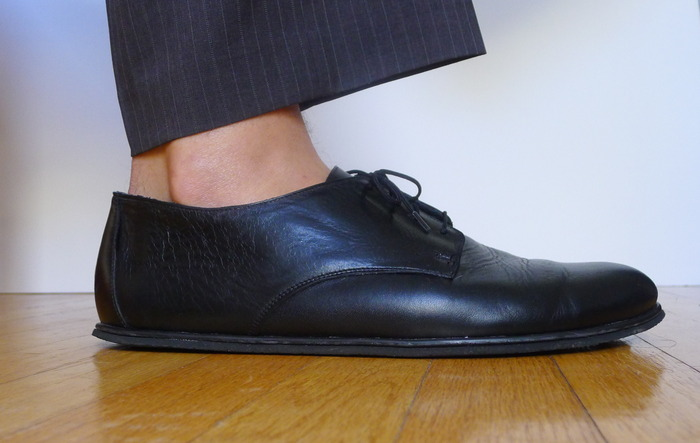 Altum Barefoot Dress Shoe