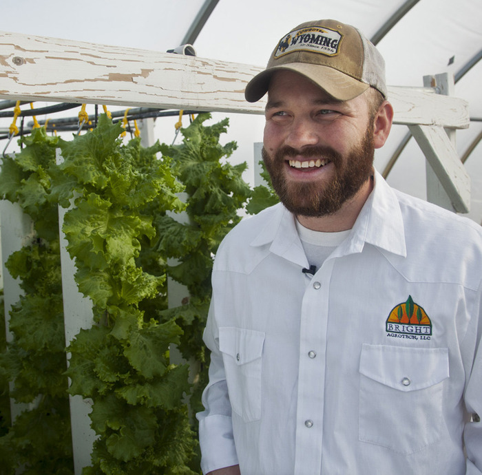 Paul Bennick (Co-Founder & Director of Greenhouse Operations)