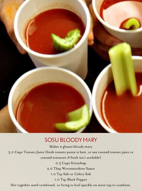 Sosu Bloody Mary