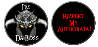 "$5 - An exclusive token to designate your ""the Boss"" in the game. Let the other players cower in the site of this token of tyranny! The token is intentionally misspelled."