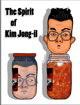 The late Kim Jong-iL  (aka K2)