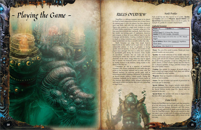 Click to Preview DeepWars Rulebook