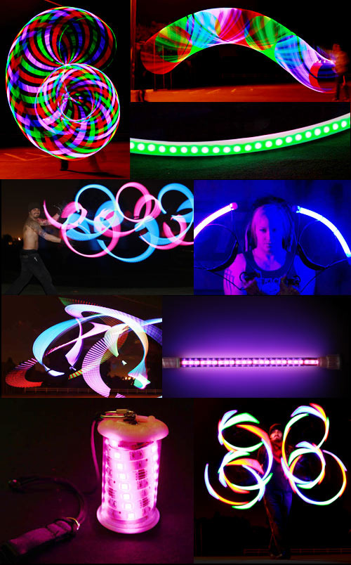 X-Treme Quantum LED props are going into production!