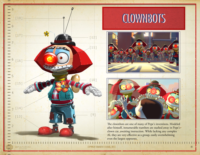 Release The Clownbots! An Army Of Fun