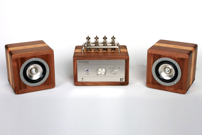 BlueTube Amplifier and Speaker Combo