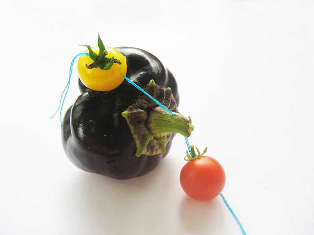 #8 - 10 of 10 left - Lavender Bell and Mixed Cherries No. 1