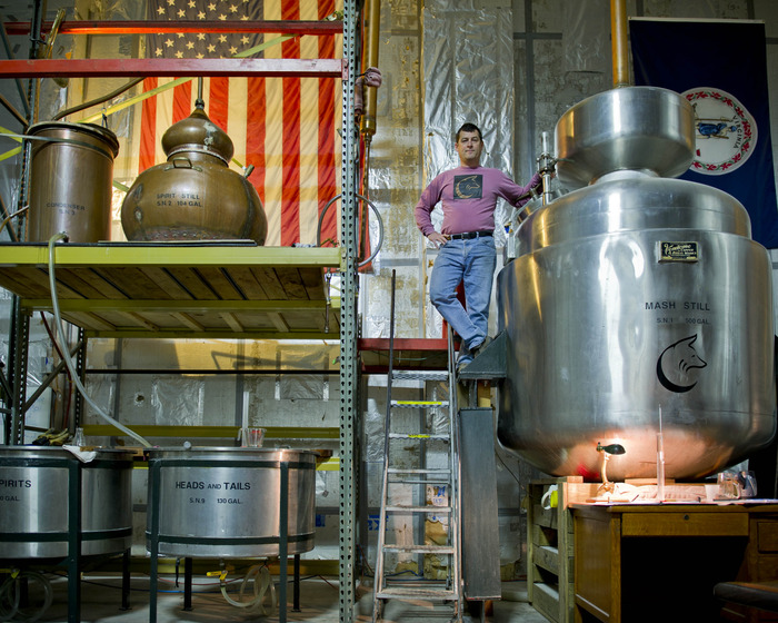 The Copper Fox Distillery