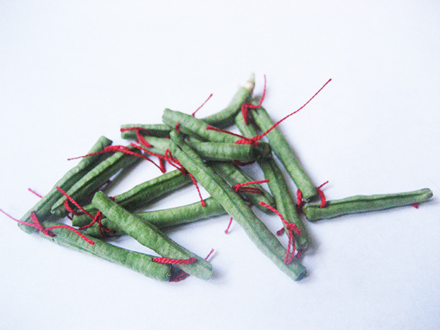 #72 - 10 of 10 left - Asian Long Bean No. 5