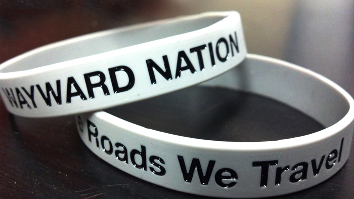 "PROUD CITIZENS (2x ""The Roads We Travel"" Bracelets)"