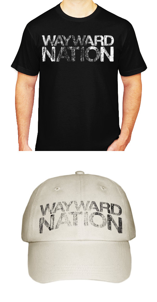 STREET TEAM (Wayward Nation T-Shirt/Hat)