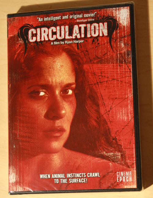 Circulation, directed by Ryan Harper