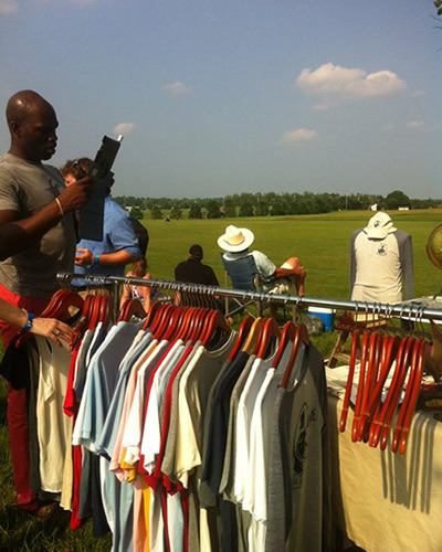 Brandywine Polo Club trunk Show