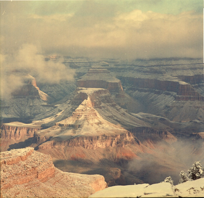 Grand Canyon,AZ Mamiya C330 120mm