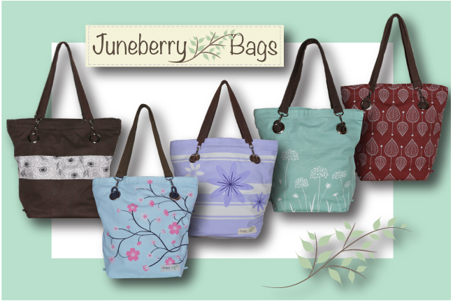 Choose from any of the five debut patterns! Scroll down for more pictures.