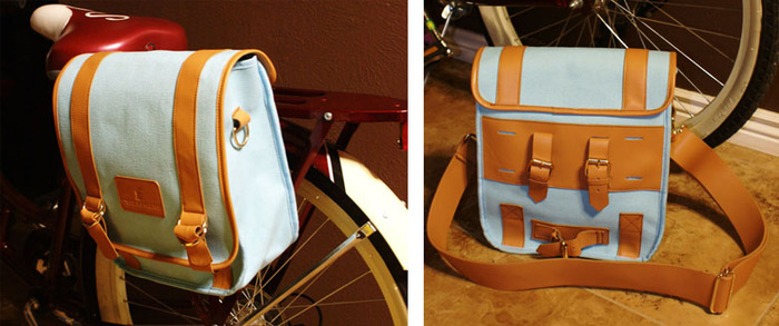 "The ""Prague"" Medium Messenger"