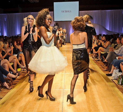 VICTROLA's Final Walk at St.Charles Fashion Week 2011.