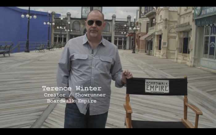 Terence Winter - Boardwalk Empire