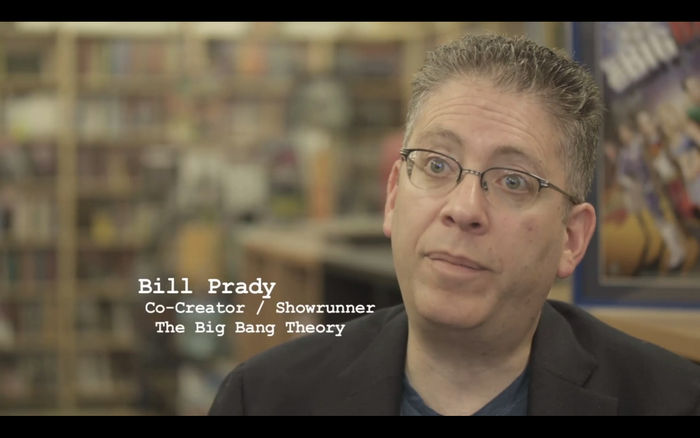 Bill Prady - The Big Bang Theory