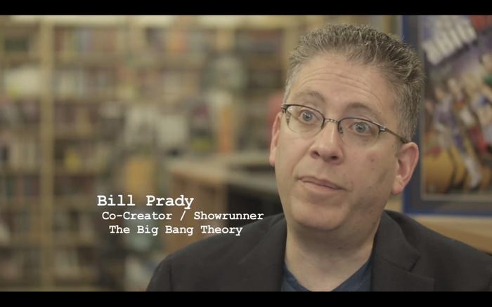 Bill Prady - The Big Bang Theory