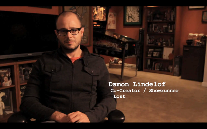 Damon Lindelof - LOST