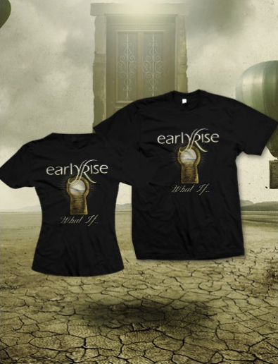 EARLYRISE T-SHIRTS!