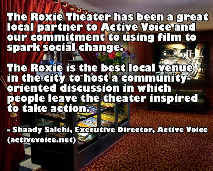 Roxie Theater Lobby, photo credit: Gretta S Tritch