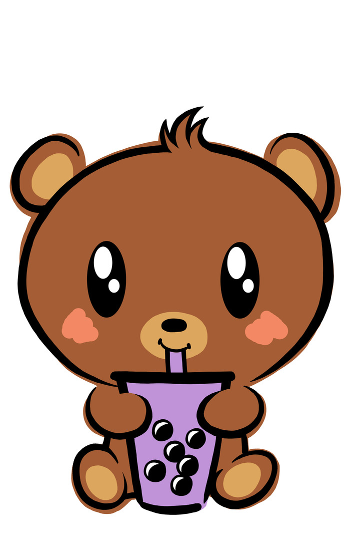 1) The BOBA BEAR