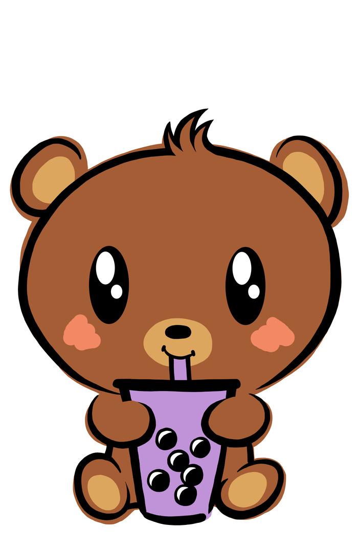 1) The BOBA BEAR