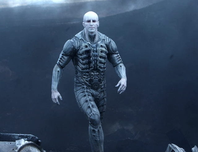 Ian Whyte as the Engineer in Prometheus