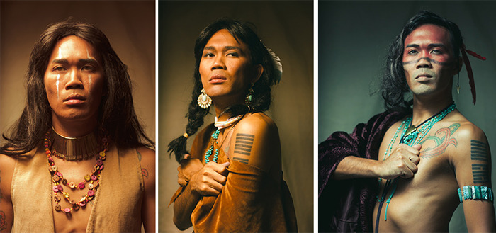 The Native American Series created for Thanksgiving