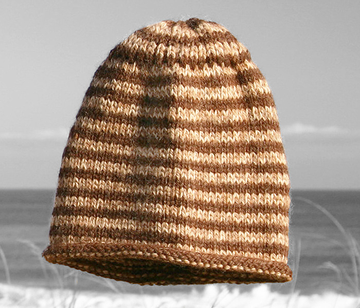 MVY Beanie - for a pledge of $38 you can get this beanie in January 2013. This beanie fits larger heads and can also be worn so that the top flops over.