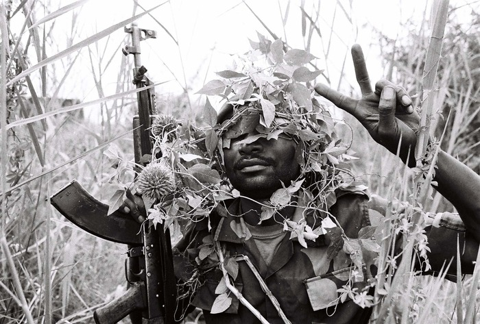 excerpt from THIS IS CONGO - FARDC soldier