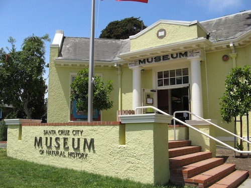 The Santa Cruz Museum of Natural History