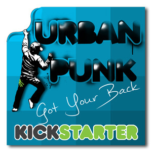 "Urban Punk ""Got Your Back"" Kickstarter Avatar"