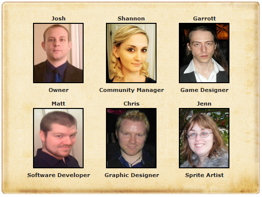 Topia Online development team